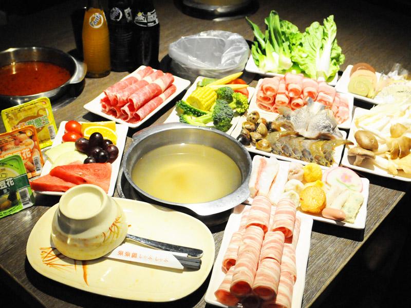台北吃到飽餐廳‧犇鱻火鍋